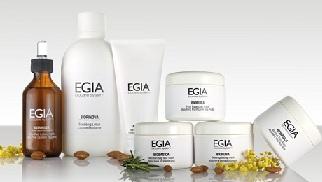Профессиональная линия EGIA (Италия) по уходу за кожей лица и тела