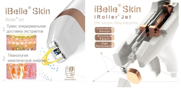 Манипула iRoller Jet