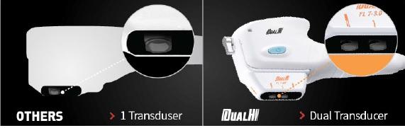 Преимущества аппарата Dual HI