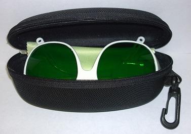 Защитные очки для лазера IPL