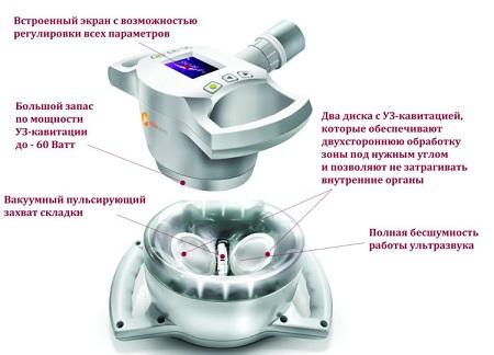 Преимущества оборудования V8C1