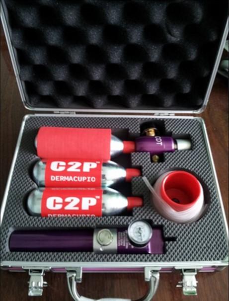 аппарат карбокситерапии в чемодане
