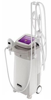 Аппарат вакуумно-роликового массажа с инфракрасным и RF излучением Shape V8 Plus