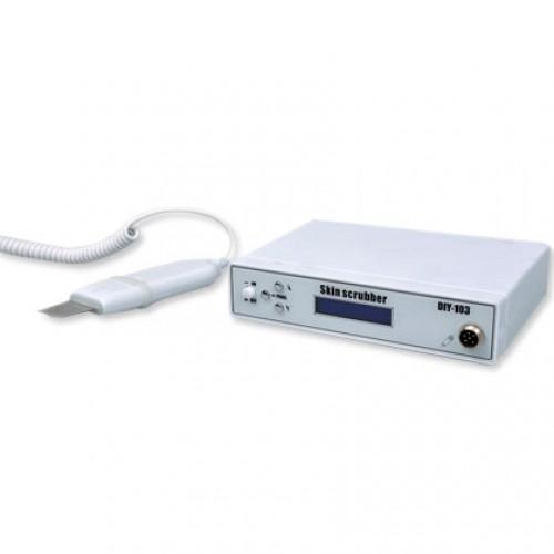 Аппарат для ультразвукового пилинга и фонофореза Skin scrubber DIY-103